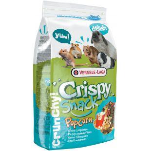 VERSELE LAGA Crispy Snack Popcorn toidulisand närilistele 650 g