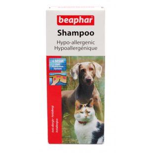 BEAPHAR Allergiavastane šampoon koertele ja kassidele 200 ml