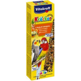 VITAKRAFT Kracker australian honig лакомство для средних попуагев 2  шт.