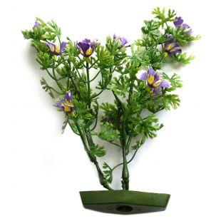 TRIXIE Пластмассовое растение для аквариума 17см, 1шт