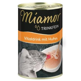 FINNERN MIAMOR Miamor Trinkfein Vitaldrink Напиток с курицей 135 мл