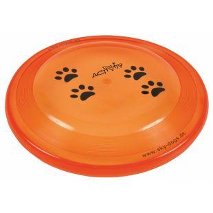 TRIXIE Игрушка для собак, пластиковый диск 19 см