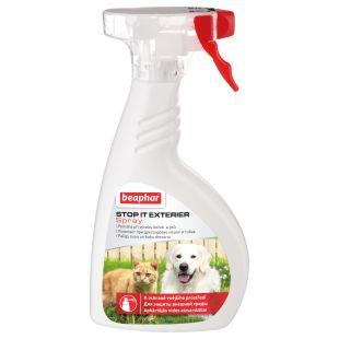 BEAPHAR Stop It Exterier Spray средство для отпугивания животных 400 мл