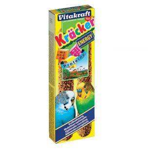 VITAKRAFT Kracker лакомство для волнистых попугайчиков 2 шт. с протеином
