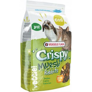 VERSELE LAGA Chrispy Cuni küülikute toit 2,75 kg