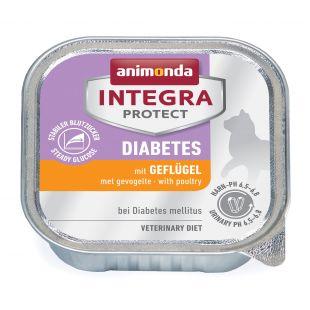 INTEGRA Integra Diabetes Kassikonservid linnulihaga 100 g