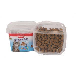 SANAL Denta's Cup добавка для зуб и десен кошек 75г