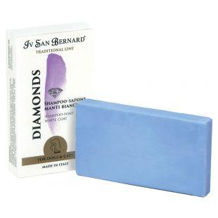 IV SAN BERNARD Traditional line DIAMONDS шампунь-мыло для собак и кошек 75 г