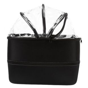 TRIXIE сумка на велосипед черный, 41x47x39 см