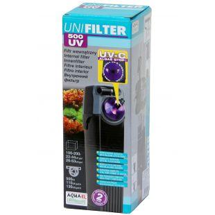 """AQUAEL Aquael Unifilter UV Sisefilter akvaariumile UV-steriliseerijaga """"Unifilter UV 500"""""""