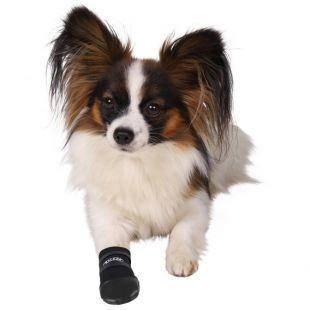 TRIXIE Ботинки для собак Walker, 2шт. 2шт. pазмер S чeрная
