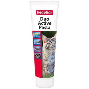 BEAPHAR Duo-Active cat Мультивитаминная паста для кошек 100 г
