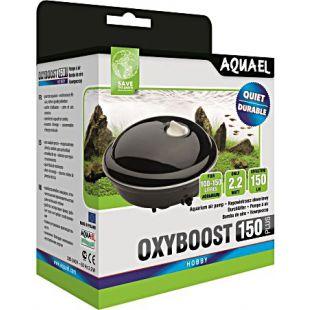 AQUAEL Aquёl OxyBoost воздушная помпа для аквариума 50-150 л