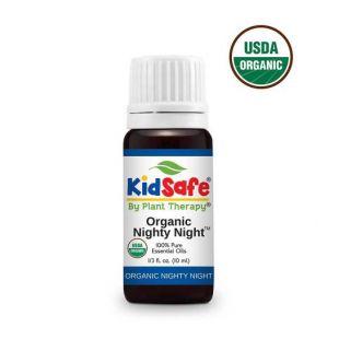 PLANT THERAPY Nighty Night KidSafe looduslike eeterlike õlide segu 10 ml
