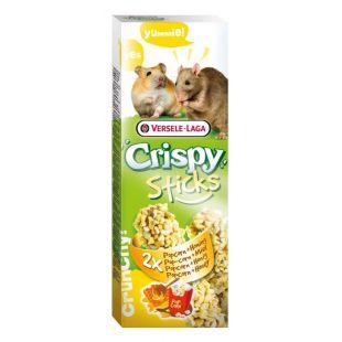 VERSELE LAGA Crispy Sticks Herbs maiuspala hamstritele ja rottidele 2 tk.