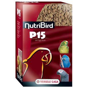 VERSELE LAGA NutriBird P15 original - sööt keskmise suurusega papagoidele 1 kg