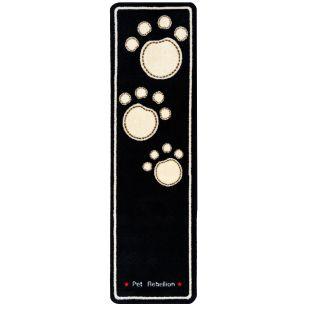 PET REBELLION Dog Runner uksematt must, 45x150 cm