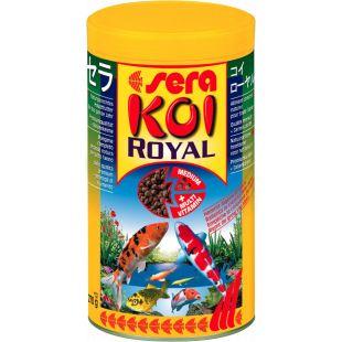 SERA Koi Royal Medium karpkalade sööt 1000 ml