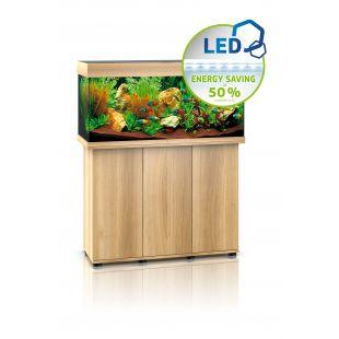 JUWEL LED Rio 180 akvaarium 180 l, hele puit *SPEC.