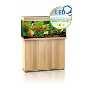 JUWEL LED Rio 180 аквариум цвет ярково дерева