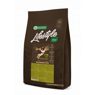 NATURE'S PROTECTION LIFESTYLE Kuivtoit koertele All Breeds Adult Grain Free Poultry 10 kg