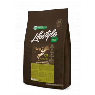 NATURE'S PROTECTION LIFESTYLE Kuivtoit koertele All Breeds Adult Grain Free Poultry 10kg