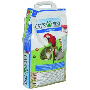 JRS Cats best Universal allapanu lemmikloomadele, puidust 7 l