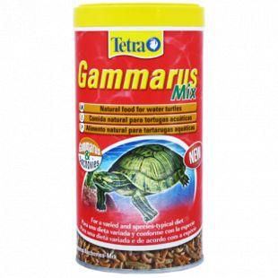 TETRA Gammarus Корм для водных черепах с креветками 250мл