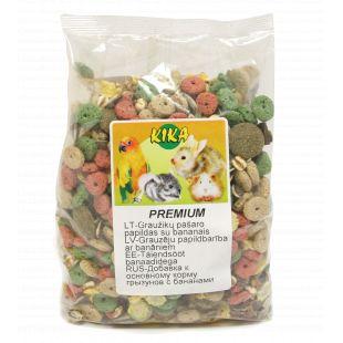 KIKA Premium söödalisand närilistele 400 g