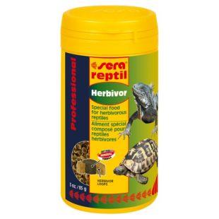 SERA Reptil Professional Herbivor Feed taimtoidulistele roomajatele 250 ml