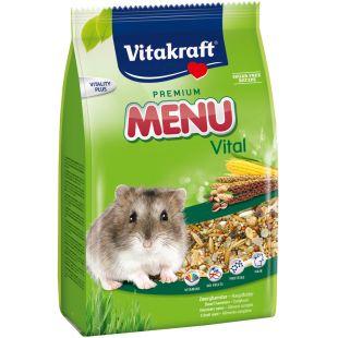 VITAKRAFT Корм для мелких зомяков 400 г