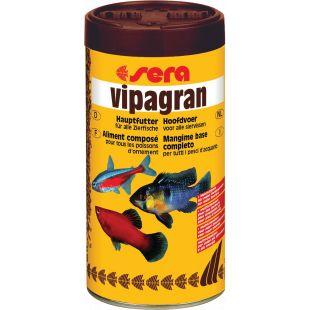 SERA Vipagran гранулированный корм для декоративных рыб 100 мл