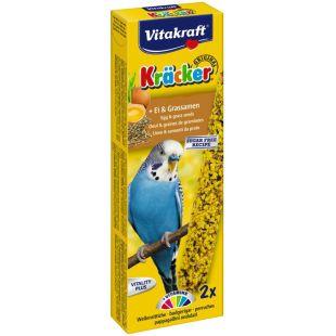 VITAKRAFT Kracker лакомство для волнистых попугайчиков 2 шт. 2шт.