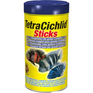 TETRA Cichlid Sticks tsichliidide sööt 250 ml