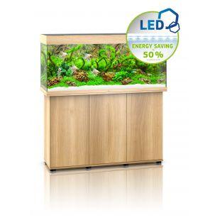 JUWEL LED Rio 240 аквариум цвет ярково дерева, 240 л, 121x41x55 см