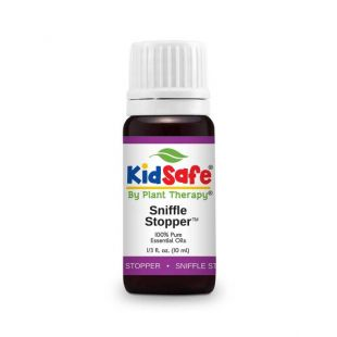 PLANT THERAPY Sniffle stopper KidSafe карандашная смесь эфирных масел 10 мл