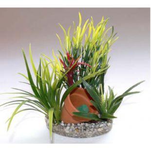 SYDEKO Antica air Diffuser Пластмассовое растение 22 см