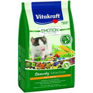 VITAKRAFT Emotion Beauty toit rottidele 600 g