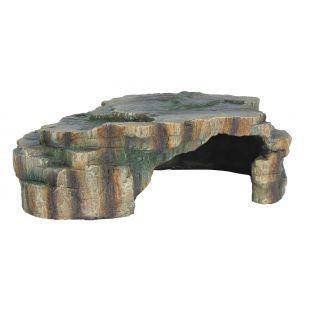 TRIXIE Декорация для террариума, скала 24x8x17 см