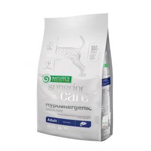 NATURE'S PROTECTION SUPERIOR CARE Сухой корм для собак Superior Care Hypoallergenic All Breeds Adult Grain Free Salmon 1.5 кг
