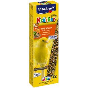 VITAKRAFT Kracker maius kanaarilindudele, 2 tk 2 tk.
