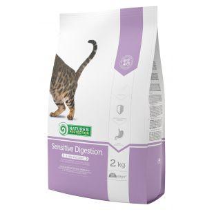 NATURE'S PROTECTION Kuivtoit kassidele Sensitive Digestion Adult 1 year and older Poultry 2 kg
