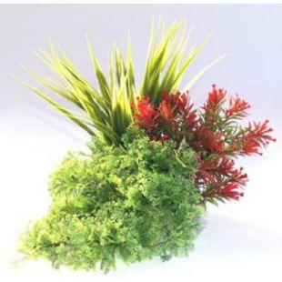 SYDEKO Tropical Bouquet Пластмассовое растение 20 см