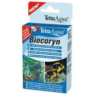 TETRA Aqua Biocoryn средство по уничтожению загрязнений органического происхождения 12 таблетки