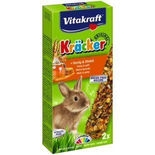 VITAKRAFT Kracker лакомство для кроликов, 2 шт. 2шт.