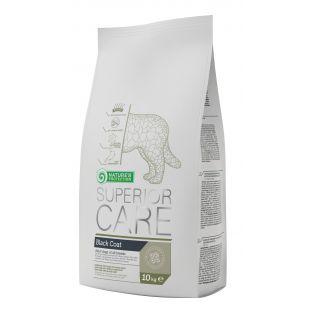 NATURE'S PROTECTION SUPERIOR CARE Сухой корм для собак Superior Care Black Coat All breeds Adult Poultry 10 кг
