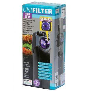 """AQUAEL Aquael Unifilter UV Sisefilter akvaariumile UV-steriliseerijaga """"Unifilter UV 750"""""""