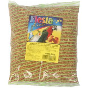 FIESTA Fiesta Plius корм для волнистых попугаев 800 г