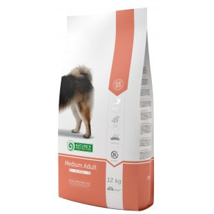 NATURE'S PROTECTION Сухой корм для собак All breeds Adult From 12 months old Poultry 12кг