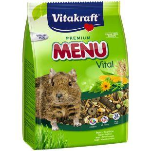 VITAKRAFT MR Menu Basic Food корм для дегу 600 г